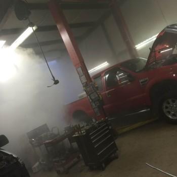 NC diesel truck services by Triple H Diesel